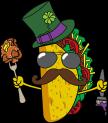Pablo the taco